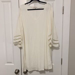 UMGEE IVORY DRESS